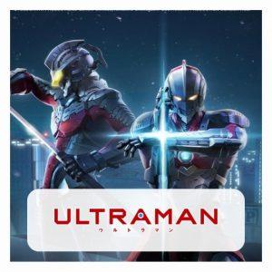 Ultraman 3D lamp
