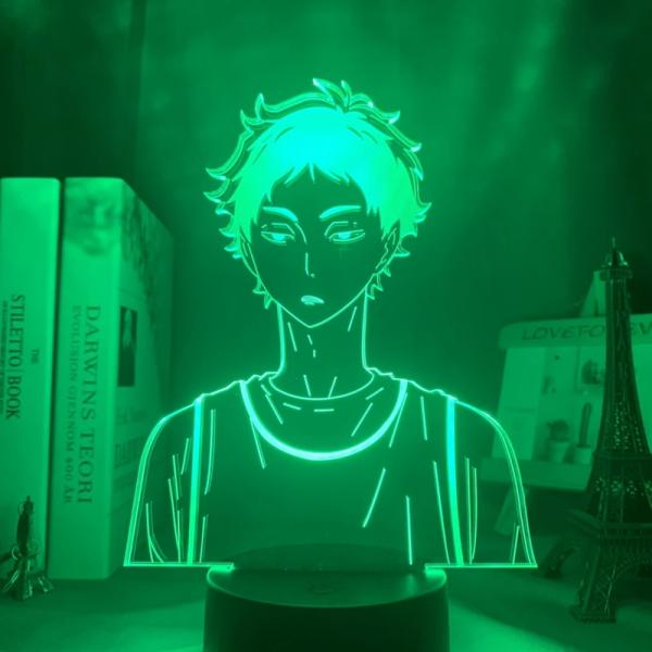 4 - Anime 3D lamp