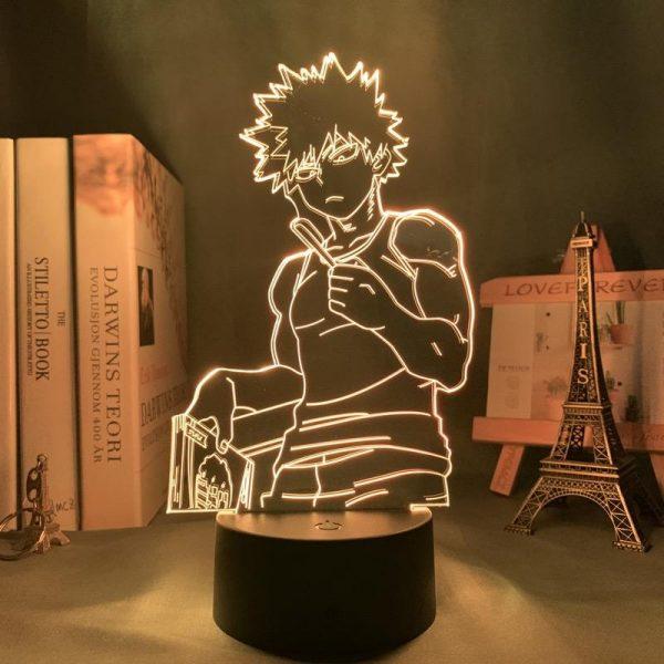 DE5 - Anime 3D lamp