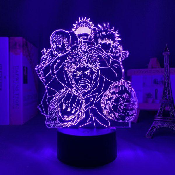 IMG 0065 - Anime 3D lamp