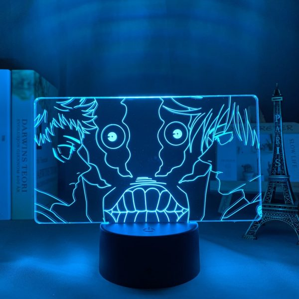 IMG 0163 - Anime 3D lamp