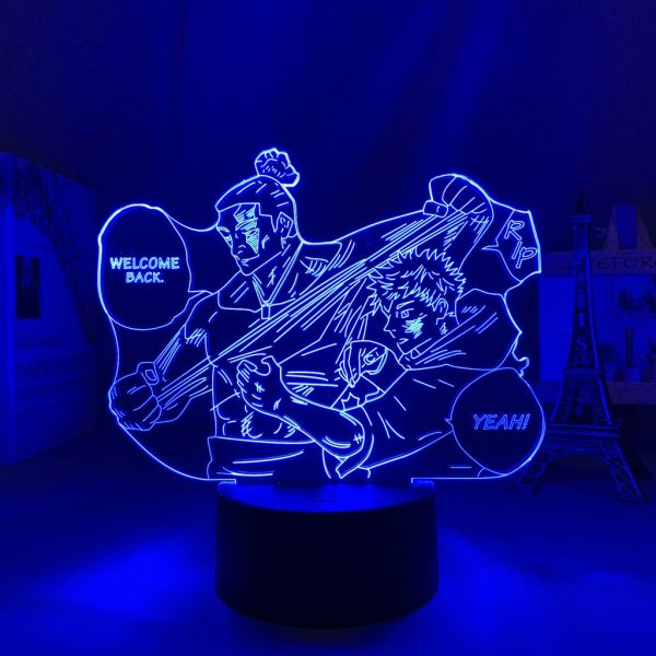 IMG 0187 - Anime 3D lamp