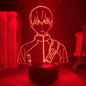 TOBIO KAGEYAMA LED ANIME LAMP (HAIKYUU!!) Otaku0705 TOUCH +(REMOTE) Official Anime Light Lamp Merch