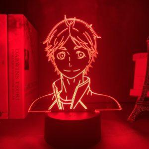 SUGAWARA LED ANIME LAMP (HAIKYUU!!) Otaku0705 TOUCH +(REMOTE) Official Anime Light Lamp Merch