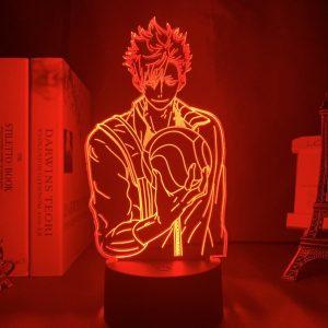 KUROO LED ANIME LAMP (HAIKYUU!!) Otaku0705 TOUCH +(REMOTE) Official Anime Light Lamp Merch