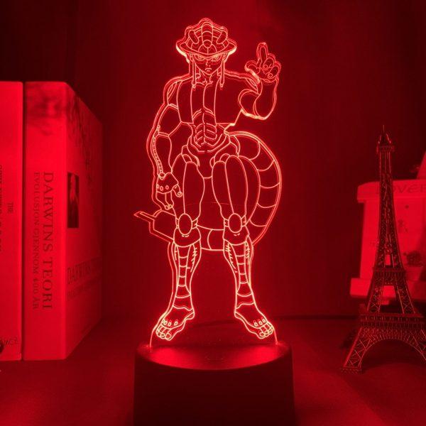 MERUEM LED ANIME LAMP (HUNTER X HUNTER) Otaku0705 TOUCH +(REMOTE) Official Anime Light Lamp Merch