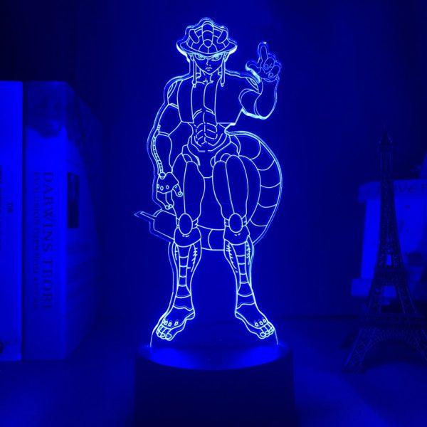IMG 0434 - Anime 3D lamp