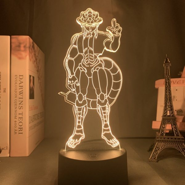 IMG 0436 - Anime 3D lamp