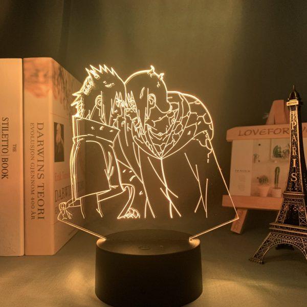 IMG 0489 - Anime 3D lamp