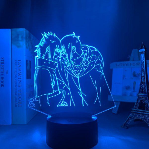 IMG 0490 - Anime 3D lamp