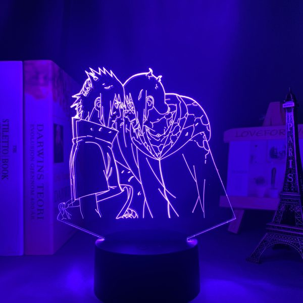 IMG 0491 - Anime 3D lamp
