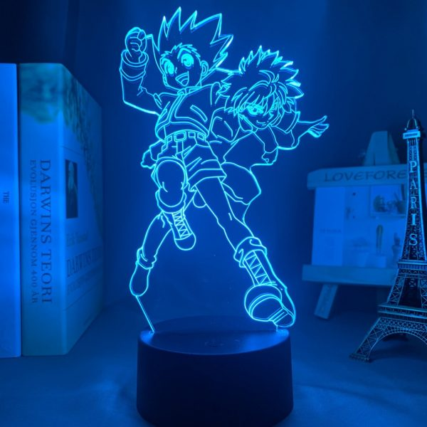 IMG 0511 - Anime 3D lamp