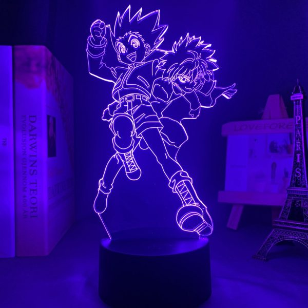 IMG 0512 - Anime 3D lamp
