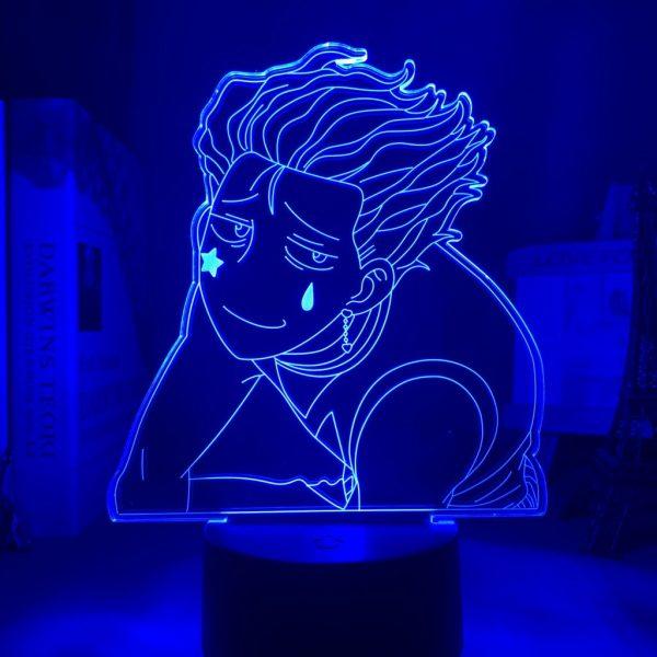 IMG 0535 - Anime 3D lamp