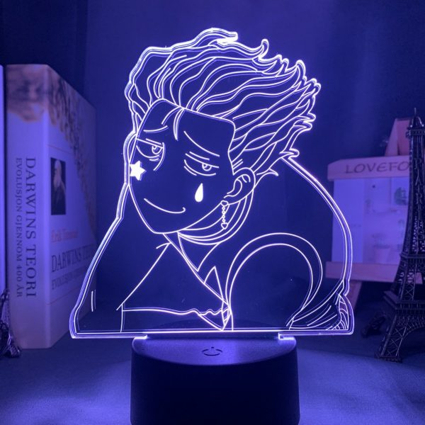 IMG 0536 - Anime 3D lamp