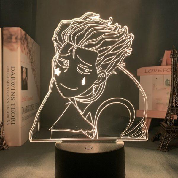 IMG 0537 - Anime 3D lamp