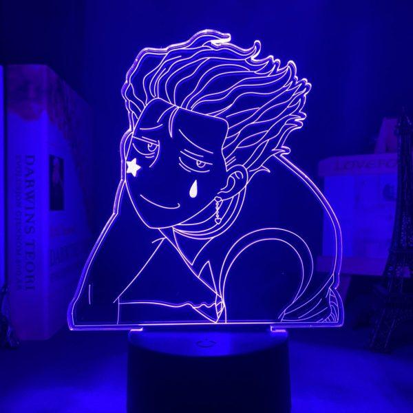 IMG 0539 - Anime 3D lamp