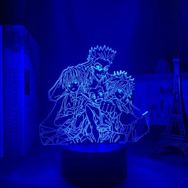 IMG 0634 - Anime 3D lamp