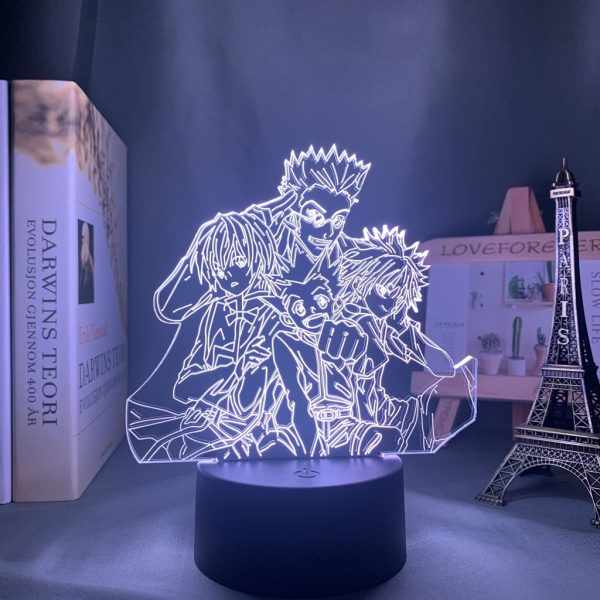 IMG 0635 - Anime 3D lamp