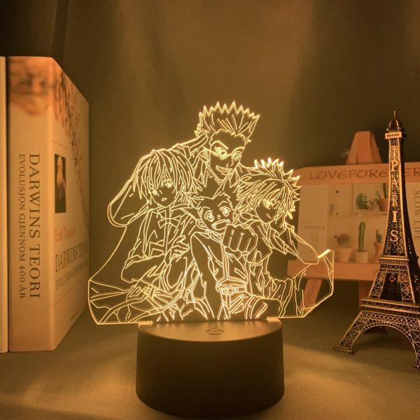 IMG 0636 - Anime 3D lamp