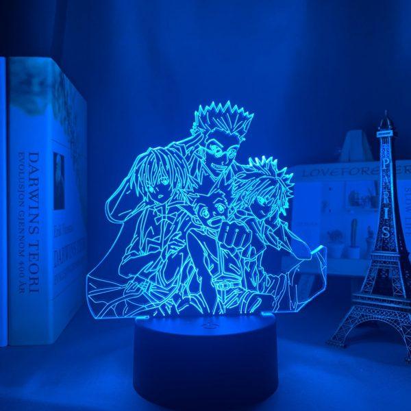 IMG 0637 - Anime 3D lamp