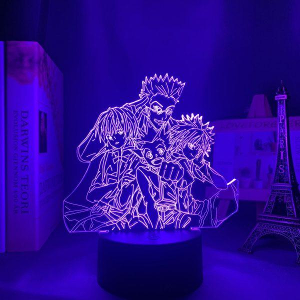 IMG 0638 - Anime 3D lamp