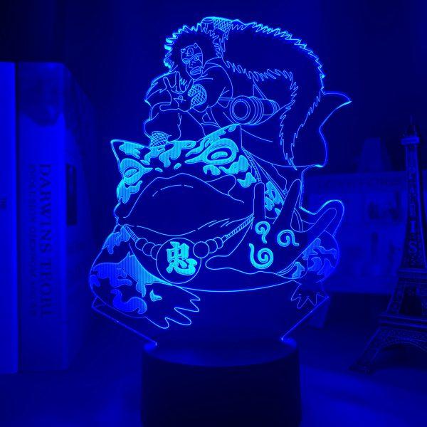 IMG 0656 - Anime 3D lamp