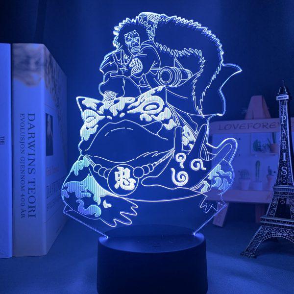 IMG 0657 - Anime 3D lamp