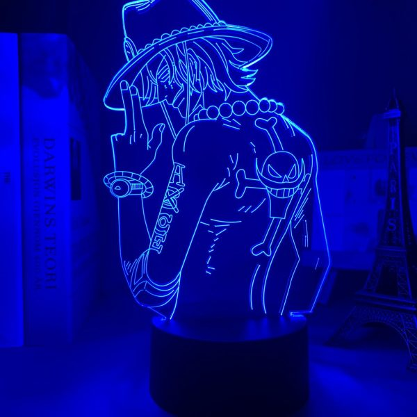 IMG 0762 - Anime 3D lamp