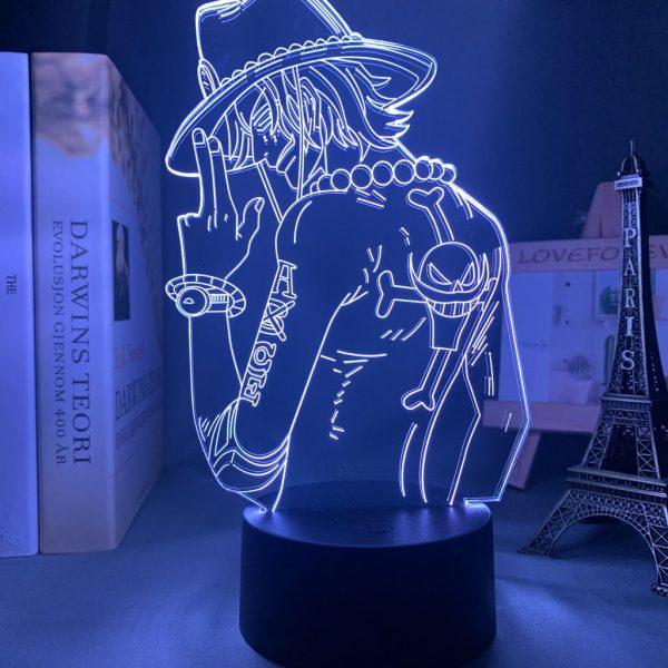 IMG 0763 - Anime 3D lamp