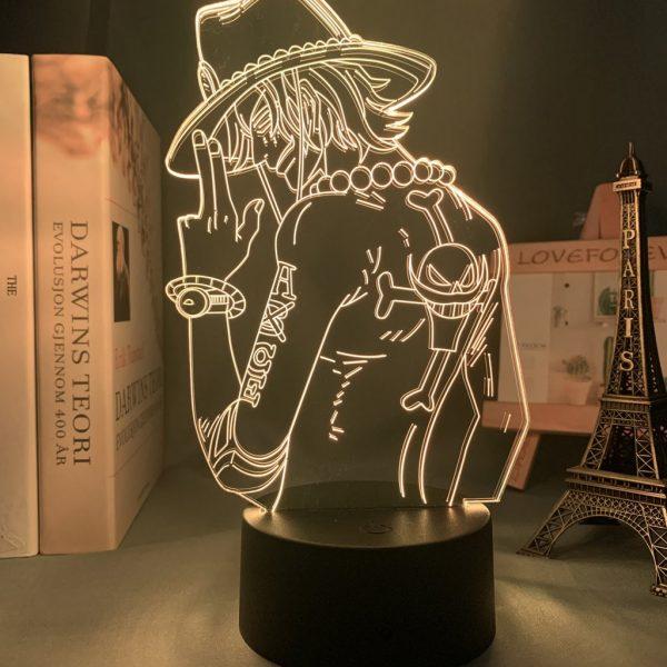 IMG 0764 - Anime 3D lamp