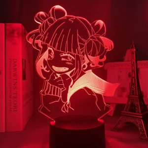 TOGA LED ANIME LAMP (MY HERO ACADEMIA) Otaku0705 TOUCH Official Anime Light Lamp Merch