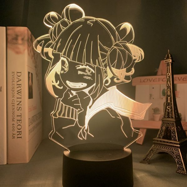 IMG 0785 - Anime 3D lamp