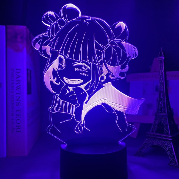 IMG 0787 - Anime 3D lamp
