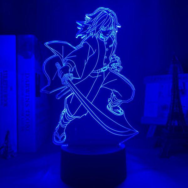 IMG 0822 - Anime 3D lamp