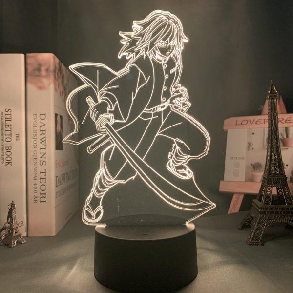 IMG 0824 - Anime 3D lamp