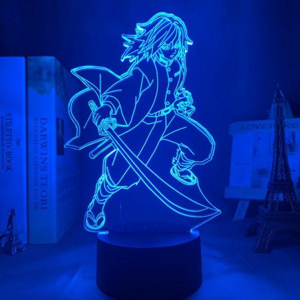 IMG 0825 - Anime 3D lamp