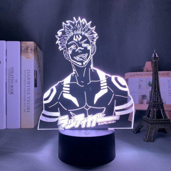 IMG 0934 - Anime 3D lamp