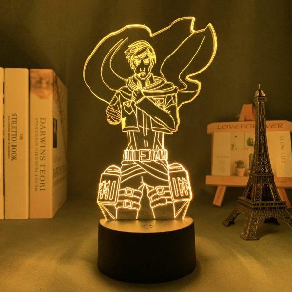 IMG 0979 - Anime 3D lamp