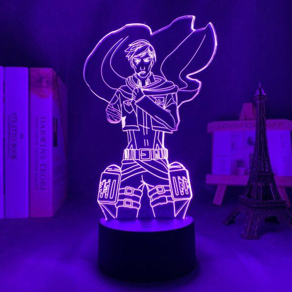 IMG 0981 - Anime 3D lamp