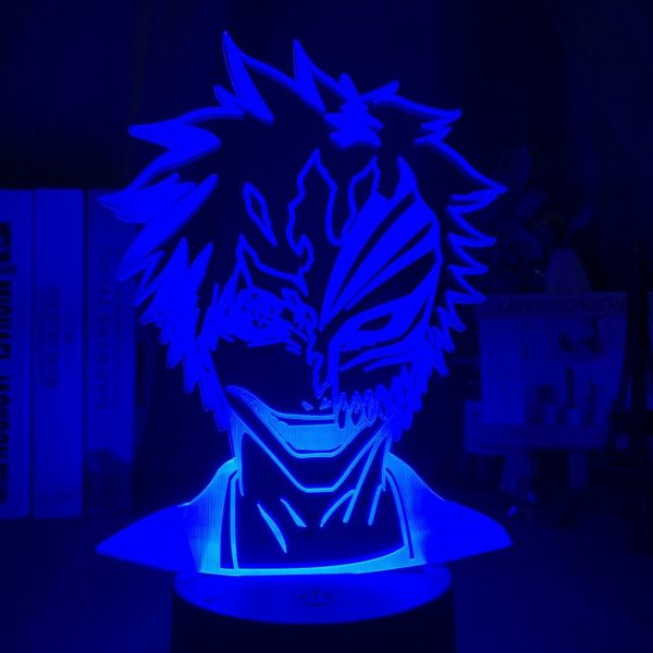 IMG 1028 - Anime 3D lamp