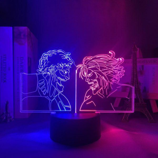 IMG 1055 - Anime 3D lamp