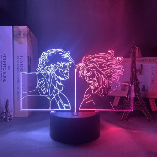 IMG 1056 - Anime 3D lamp
