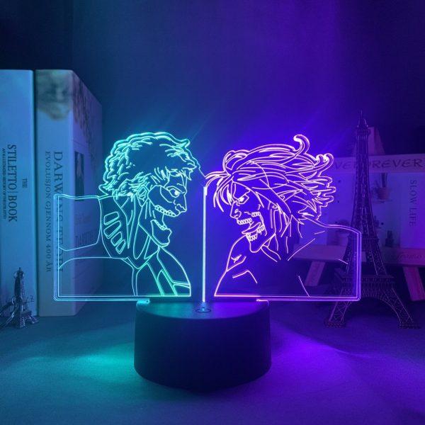 IMG 1057 - Anime 3D lamp