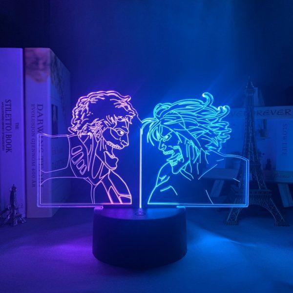 IMG 1058 - Anime 3D lamp