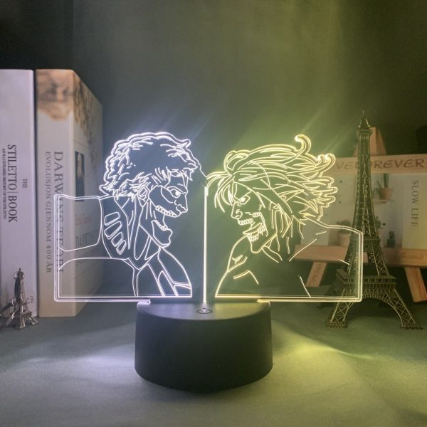 IMG 1059 - Anime 3D lamp