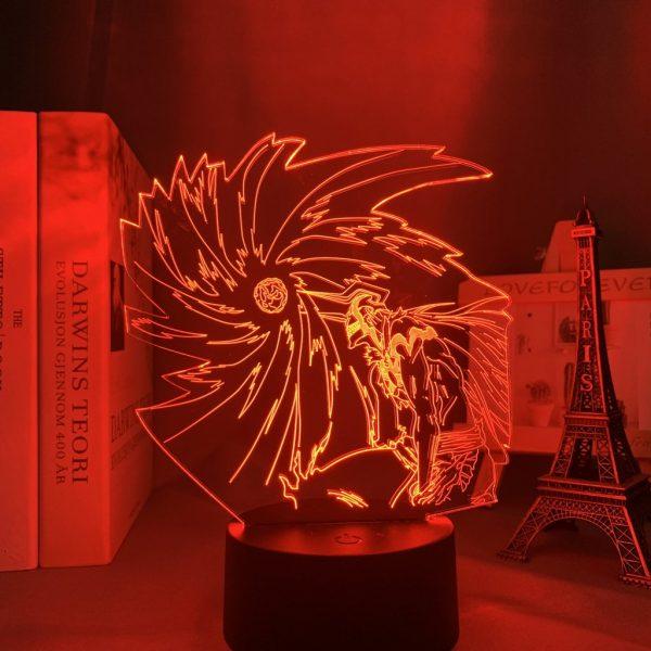 VASTO LORDE HOLLOW LED ANIME LAMP (BLEACH) Otaku0705 TOUCH Official Anime Light Lamp Merch