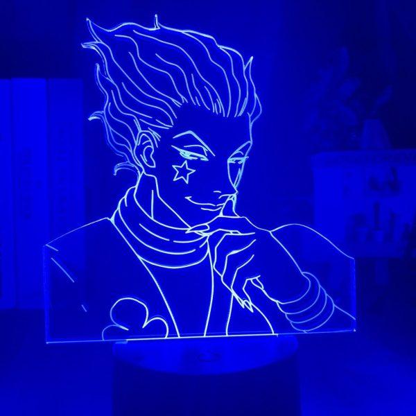 IMG 1072 - Anime 3D lamp