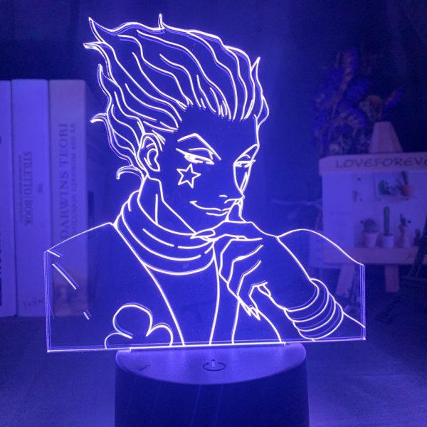 IMG 1073 - Anime 3D lamp