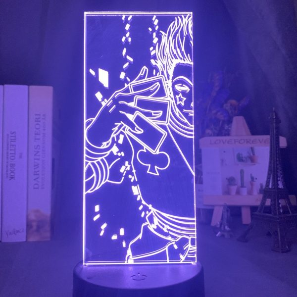 IMG 1089 - Anime 3D lamp